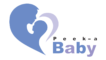 Peek a baby logo - Pregnancy Scan Clinic