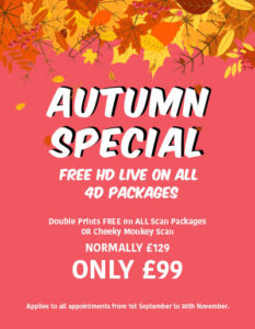 2019 Autumn Special Advert